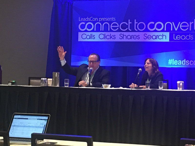 ConsumerAffairs at LeadsCon Connect to Convert 2017