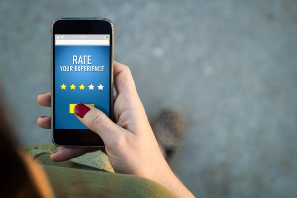 Consumers trust content over star ratings