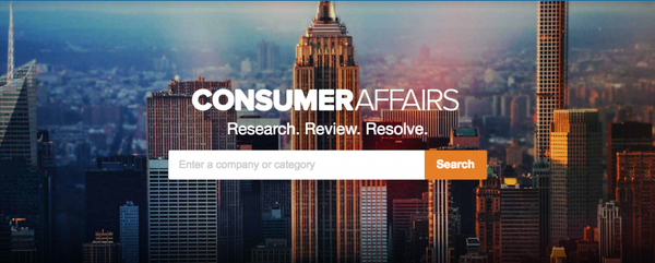 Who visits ConsumerAffairs.com?