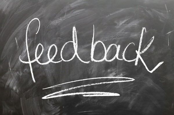 Ask your customers for feedback and use it
